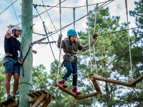 Southern Adventure Hub - Rock Climb & Ropes Course