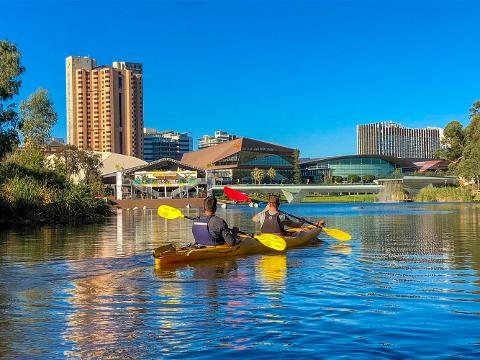 Adelaide City Kayak Tour Gift Card