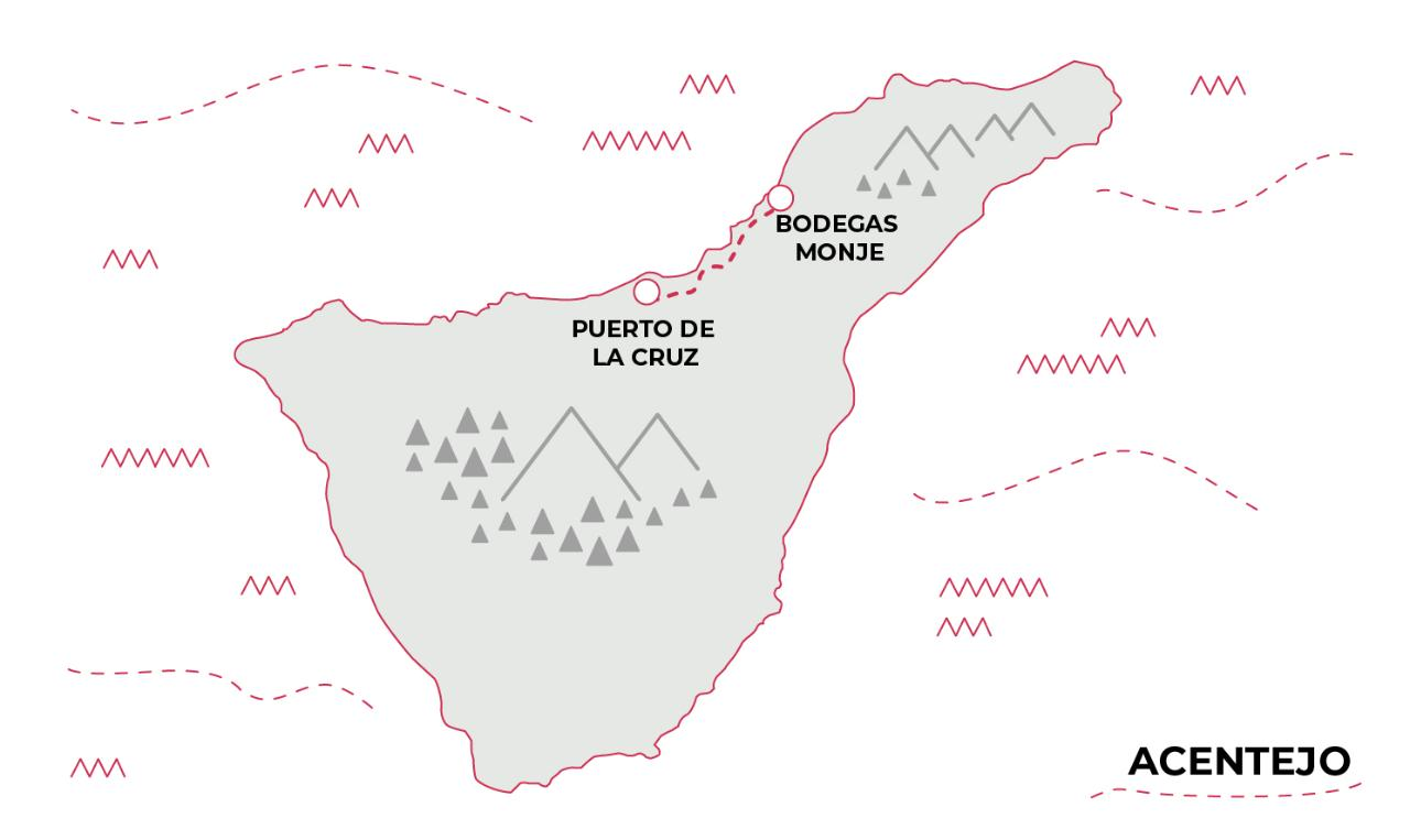 Acentejo: Region of Wine and Sea