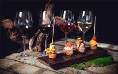 Maridajes Vinos y Tapas