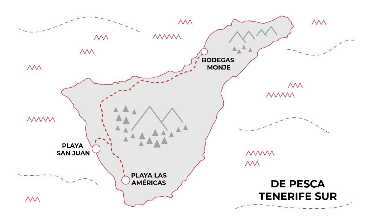 De pesca en Tenerife