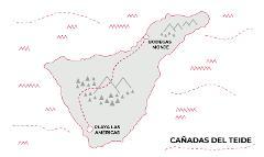 Cañadas Teide