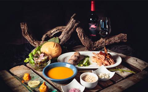 "Reserva Bono ""Visita + Restaurante"""