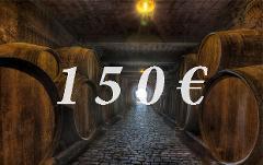 Vale Regalo 150€ Vive Monje