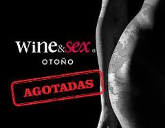 Wine&Sex OTOÑO 19 octubre 2019