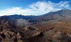 Cañadas de lava