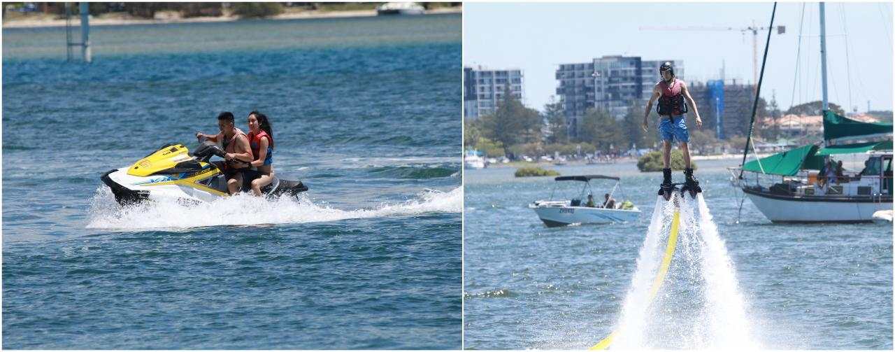 Combo #2 Jetski & Flyboard Package  *SAVE $23