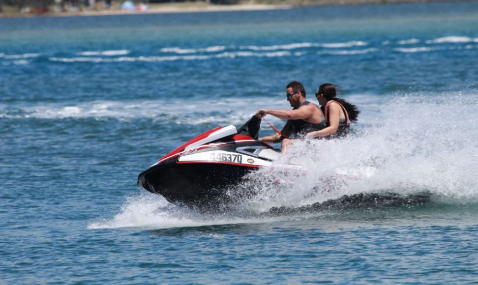 Jetski Guided Tour 2.5 Hour