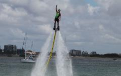 Flyboard 5 minutes Air time