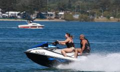 Jetski Guided Tour 1 Hour