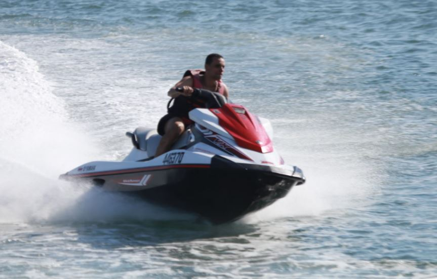 Jetski Guided Tour 1.5 Hour
