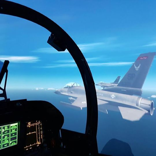 Combat Fighter Jet -  F/A-18  - 30 minutes Flight Experience
