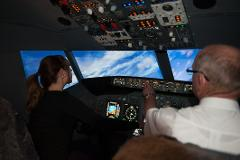 737-800 - 90 minutes Flight Simulator Experience
