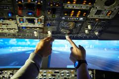 AIRLINER-737 - 60 Mins Flight Sim Experience