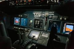 Airliner-737 - 90 mins Flight Sim Experience