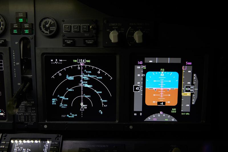 Airliner-737 - 30 mins Flight Sim Experience