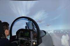 F/A-18 Super Hornet - 30 minutes Flight Simulator Experience