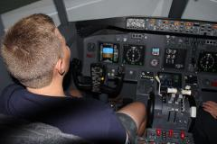 737-800 - 30 minutes Flight Simulator Experience
