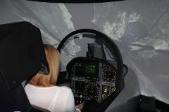 F/A-18 Super Hornet - 60 minutes Flight Simulator Experience