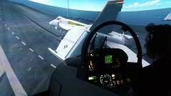 F/A-18 Combat Fighter - 30 minutes - Flight Sim Experience