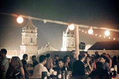 Food by foot: Casco Antiguo (Night Tour)