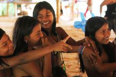 Embera's Cultural Mix