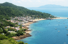 Isla Taboga (roundtrip)