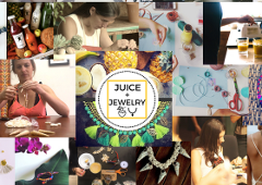 Juice & Jewelry: Drink delicious juices and smoothies and meet local jewellery designers