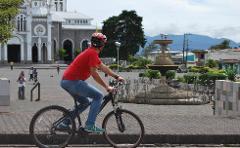 Cartago Bike and Train Tour