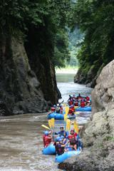 Rafting Pacuare Class IV