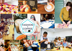 Fashion & coffee: Embark on a journey where you'll meet locals who are behind amazing projects.