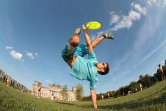 Rent a Frisbee