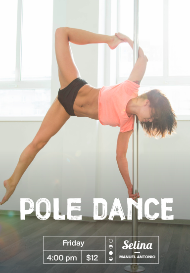 Pole dance - Donations