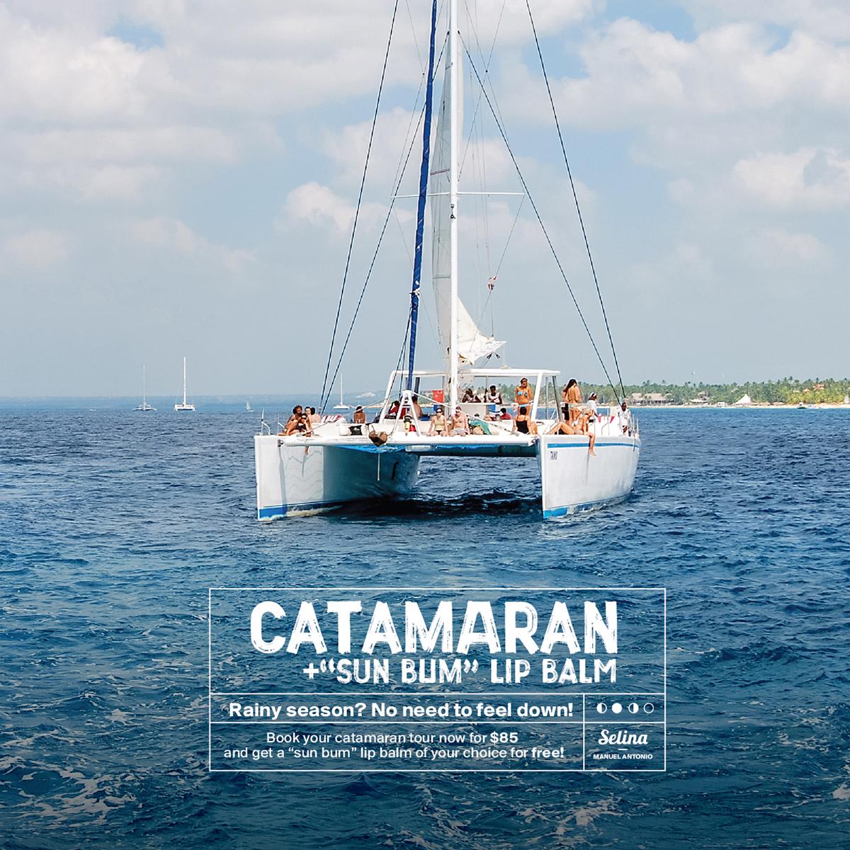 Catamaran Sun Bum Special