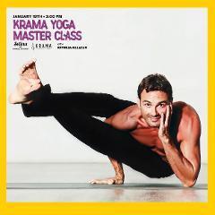 Krama yoga Master Class