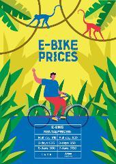 E-Bikes Rent