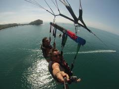 Parasailing Amazing View