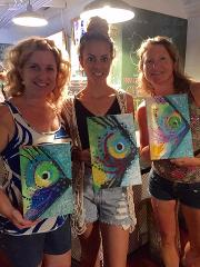 Art & Wine at Selina's Manuel Antonio