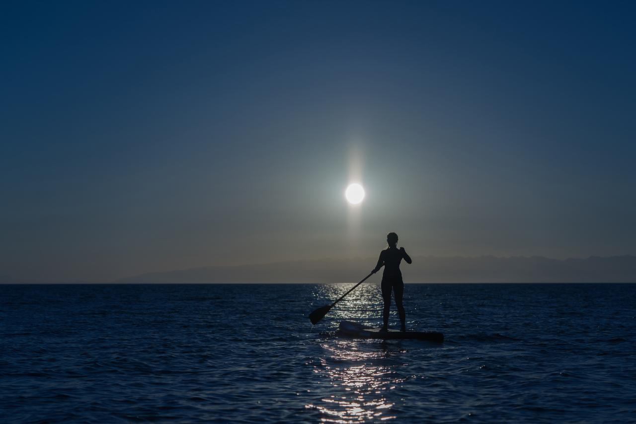 Sup in the coast - Nationals