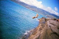 Cliff Jumping Tour at Nahomy Park
