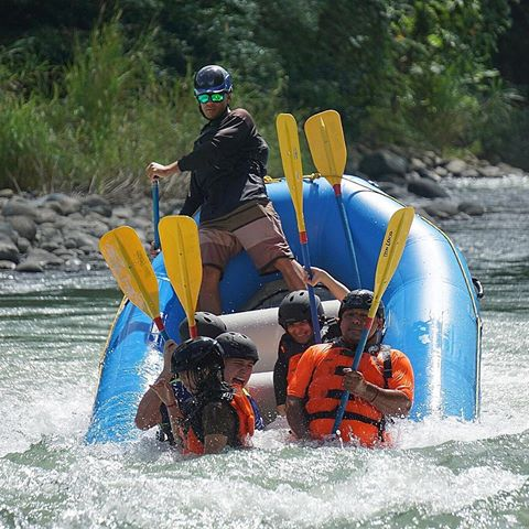 Rio Savegre White Water Rafting