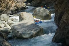 Tico Loco Rafting : Chorro Section