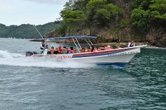 Shuttle from Manuel Antonio to Montezuma