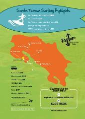 Shuttle Santa Teresa to Monteverde