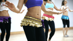 Belly Dance - Trible oriental