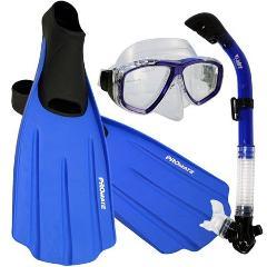 Snorkel, Mask & Fins Rental