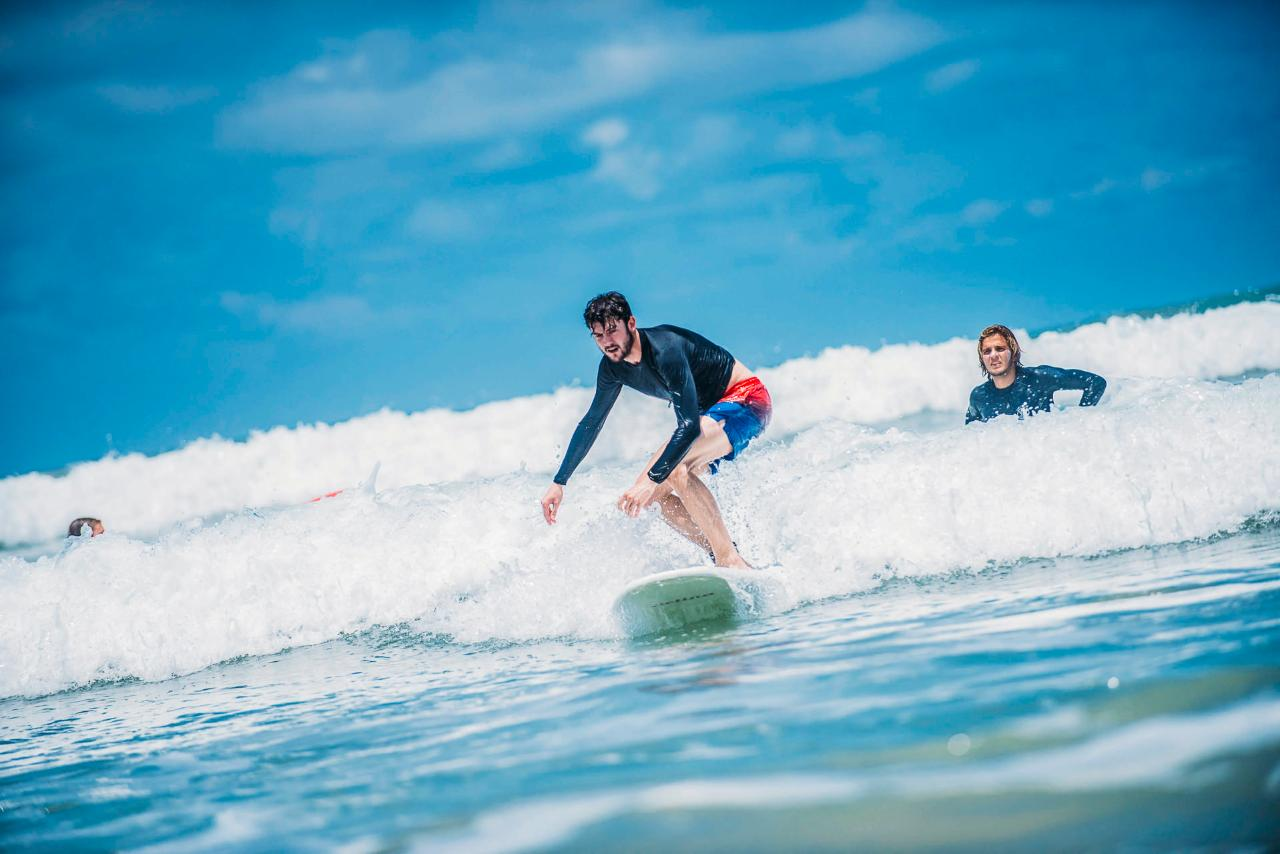 Surf Lesson Semi Private (2 pax)