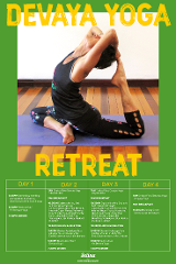Devaya Yoga Retreat (15-19 November)