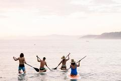 Stand Up Paddle Lesson Mal Pais