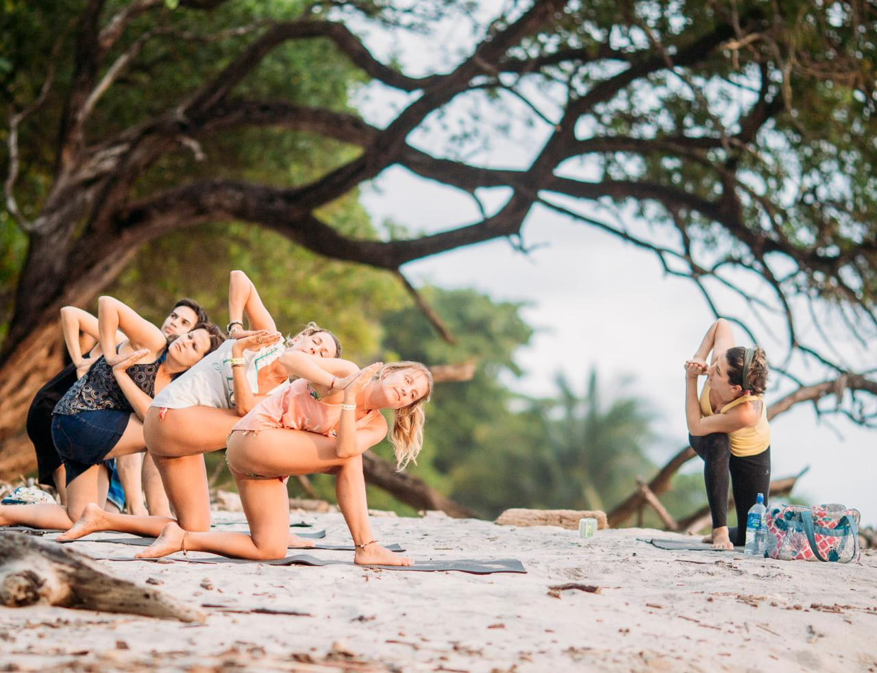 Surf & Yoga Package